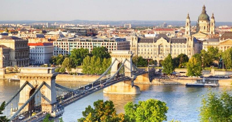 Visitare Budapest in bici