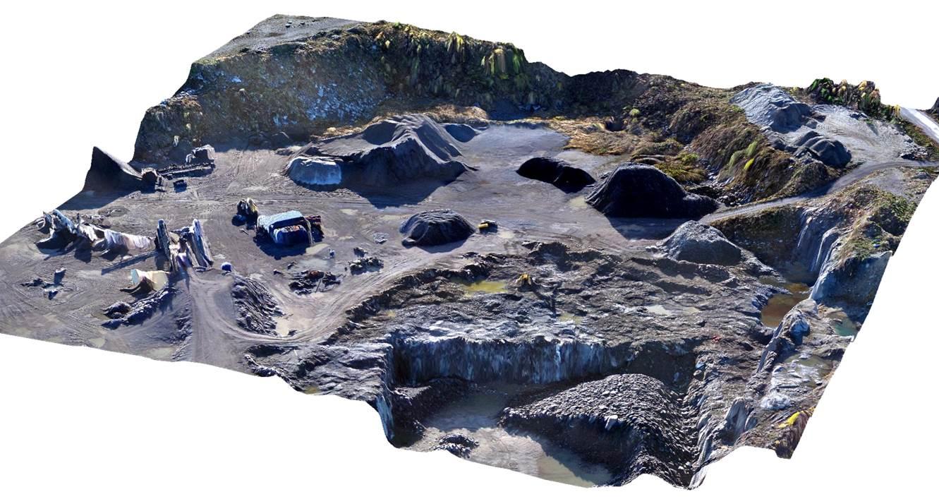 La fotogrammetria aerea con drone è migliore di quella classica