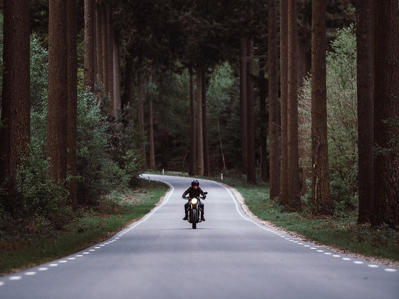 I migliori itinerari in moto da fare da soli