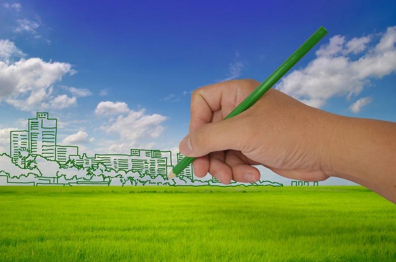 La sostenibilità nella scelta dei materiali edili