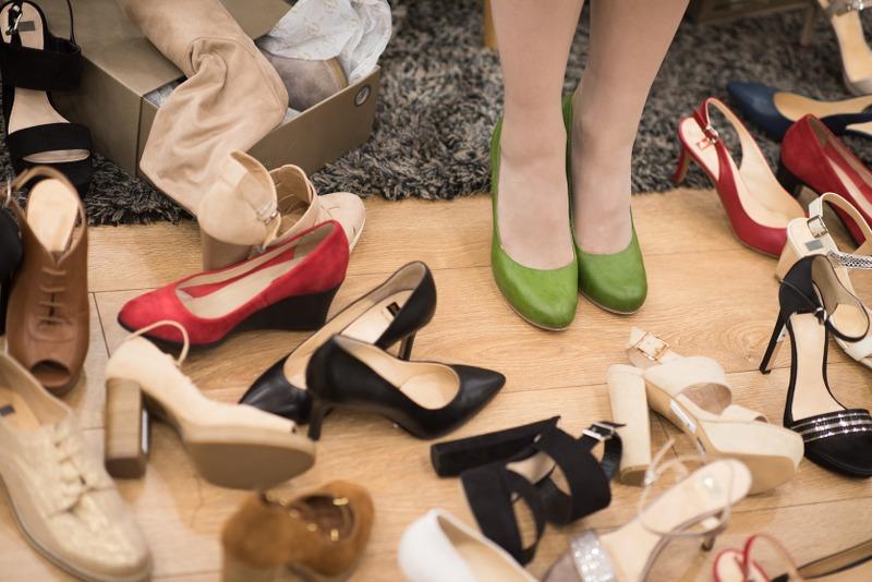 Perché le donne amano tanto le scarpe? Lo spiega la scienza