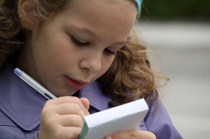 A che età i bambini imparano a scrivere?